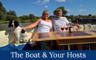 The Billet Luxury Canal Holidays UK