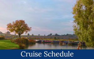 The Billet Cruise Schedule