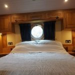 The Billet Hotel Boat Double Room