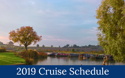 The Billet 2019 Cruise Schedule