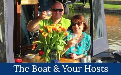 The Billet Hotel Boat
