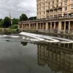 The Billet - journeys end at Bath