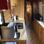 Inside The Billet - The Galley