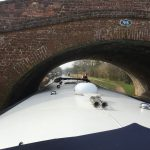 The Billet - just fits through a canal bridge