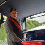 The Billet - Skipper at the Helm